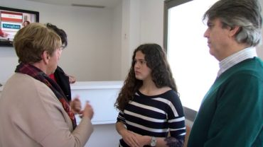 Marta Márquez, la alumna del IES Getares premiada con una beca de investigación al CNIO