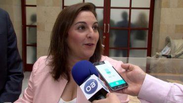 Paula Conesa agradece a La Caixa sus ayudas a colectivos sociales