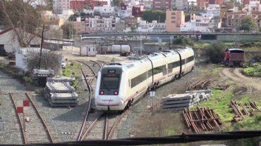 """Podemos critica que Fomento y Energía """"se tiran la pelota"""" para no construir la Algeciras-Bobadilla"""