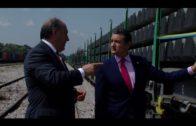 Sanz defiende que la Algeciras-Bobadilla es una prioridad para el Gobierno