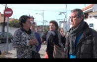 Victoria Zarzuela aborda con los vecinos la remodelación de tráfico en la calle Pastora