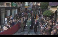 Ayuntamiento, Legión y  Columna ultiman los detalles del desfile de la Legión el Lunes Santo