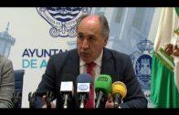 Landaluce reafirma el compromiso del Gobierno central con la línea ferroviaria Algeciras-Bobadilla