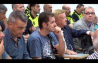 Landaluce reitera el papel fundamental de la Policía Local y les anima a continuar trabajando