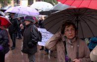 Miles de pensionistas salen a la calle por una pensión digna