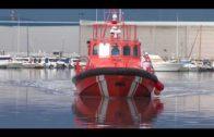 Rescatados en buen estado 38 ocupantes magrebíes de una patera interceptada en el Estrecho