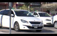 Ciudadanos se reúne con los representantes del sector del taxi en Algeciras