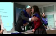 El Colegio Puertoblanco celebra el acto académico de imposición de becas de su  XXXVIII promoción