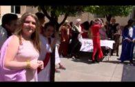 """El IES Kursaal organiza la feria sobre la Historia de Algeciras """"Encuentro entre culturas"""""""
