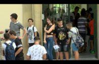 El Kursaal acoge exámenes para la obtención del Graduado en ESO para mayores de 18 años