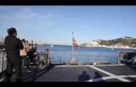 El patrullero 'Atalaya' tiene previsto arribar a Algeciras  del 18 al 20 de abril