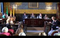 El pleno aprueba mociones de todos los grupos políticos