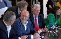 El Psoe anuncia a los empresarios de la comarca, que seguirán trabajando por la Algeciras-Bobadilla