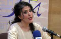 """Eva Díaz y """"El color de los ángeles"""" abren el ciclo de presentaciones de la XXXIII Feria del Libro"""