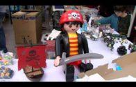 """Éxito de público en la """"Feria del Click"""" celebrada en la Plaza Alta"""