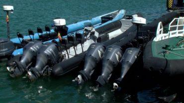 La Guardia Civil intercepta más de 2.000 litros de combustible para narcolanchas