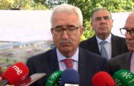 """La Junta espera que la reunión con el Ministerio de Fomento """"avance"""" en  la Algeciras-Bobadilla"""