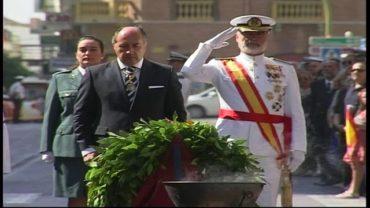 Landaluce anima a los campogibraltareños a participar en la Jura de la Bandera Civil