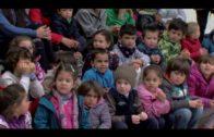 """Medio centenar de alumnos del Colegio Virgen del Mar participan del programa """"Policía Tutor"""""""