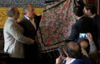 Presentan el cartel de la próxima romería de la Hermandad del Rocío de Algeciras