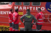 Rescatados 38 inmigrantes, entre ellos un bebé, en una patera a 4 millas al suroeste de Tarifa