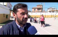 Rodríguez Ros visita la escuela de ciclismo