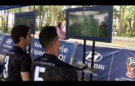"""Abre al público en el Parque María Cristina, el """"Hyundai Roadshow"""""""
