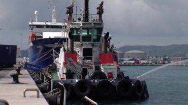 """El alcalde de Algeciras considera """"verdadera imagen"""" noticias como las del Puerto y Cepsa"""