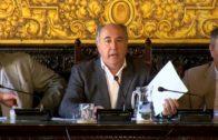 El alcalde traslada el apoyo municipal a los guardias civiles agredidos el sábado en El Rinconcillo