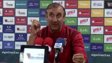 El Algeciras se juega a una baza su clasificación para la siguiente ronda de Palyoff