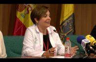 Alumnos del IES Ciudad de Algeciras visitan el Salón de Plenos de la Mancomunidad