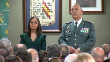 La Guardia Civil conmemora el 174 aniversario de la fundación del cuerpo