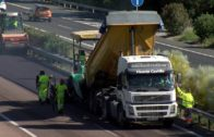 La Junta ejecuta las obras de seguridad vial en la autovía A-381 por más de un millón de euros