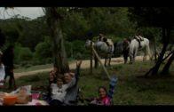Los vecinos de Pelayo celebran su tradicional romería