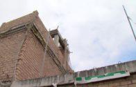 Podemos pide una solución para la promoción de viviendas abandonadas en la calle Hernando de Soto