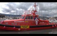 Rescatadas 69 personas, una menor, en 9 pateras en aguas del Estrecho y buscan otra embarcación