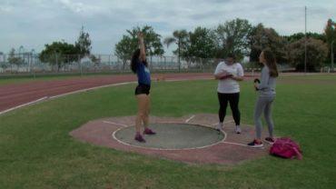 Rodríguez Ros entrega las medallas de los Juegos Municipales de Atletismo