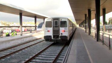 Transbordados los 126 viajeros del tren Altaria Madrid-Algeciras por una avería en la locomotora