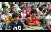 Clausura las charlas de Aepa a los escolares, dentro de la Oferta Educativa Municipal