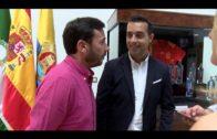 El alcalde pone en valor el arte de Víctor Jerez como referencia de Algeciras