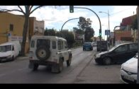 IU denuncia restos de amianto en La Granja tras una denuncia en redes sociales de la A.VV Vistamar