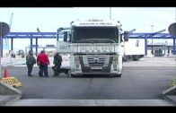 La Guardia Civil se incauta de casi 37 kg de hachís ocultos dentro de un camión en el puerto