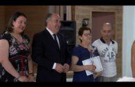 Landaluce destaca los beneficios del taller municipal de memoria en los Centros de Día