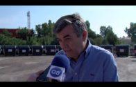Nuevos contenedores para la recogida de residuos sólidos urbanos en Algeciras