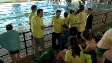 Objetivo el Campeonato de Andalucía de Natación