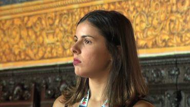 Paula Valdivia al Mundial Universitario