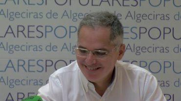 PP considera que los socialistas desconocen la realidad de Algeciras