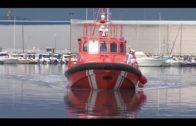 Salvamento Marítimo rescata a 12 personas a bordo de dos pateras