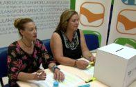 290 afiliados votan en Algeciras en las primarias del PP