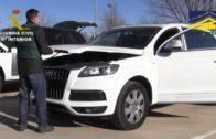 Desarticulación de organizaciones dedicadas al tráfico ilícito de vehículos a nivel internacional.